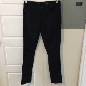AG The Prima Cigarette Leg EUC Black Size 28